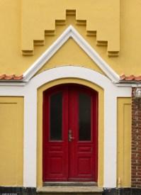 20120316_03 Red door & yellow house | Frederikshavn ...