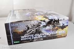 Kotobukiya White Glint & V.O.B Movie Color Version Unboxing Review (6)