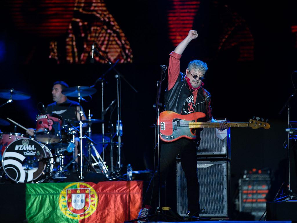 Rock In Rio Lisboa - Xutos e Pontapés