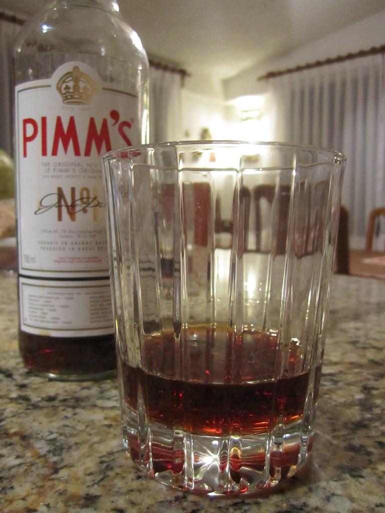 Pimm's 3