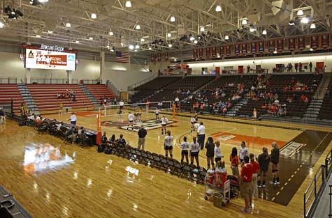Bowling Green State University Stroh Center