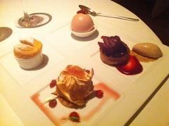"""""""Orchard"""" Dessert - Jean Georges"""