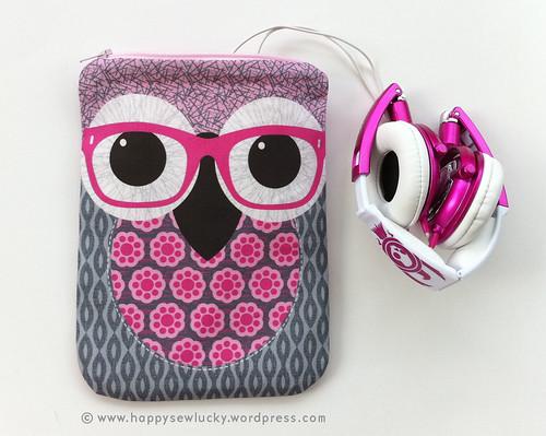 Music Geek pouch