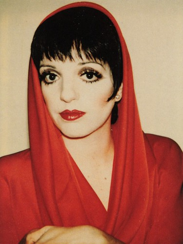 Happy 66th Birthday LIZA MINNELLI! and Happy CABARET's 40th Anniversary.(Feb.12,1972)