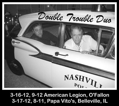 Double Trouble 3-16 & 3-17-12