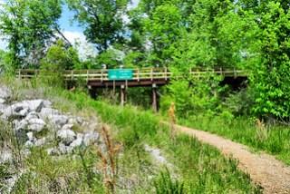 Palmetto Trail Trestle