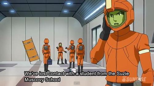Gundam AGE Episode 18  Battle at the Graduation Ceremony Screenshots Youtube Gundam PH (3)