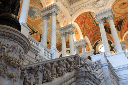 Library of Congress - Thomas Jefferson Building