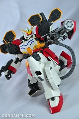 MG 1-100 Gundam HeavyArms EW Unboxing OOTB Review (104)