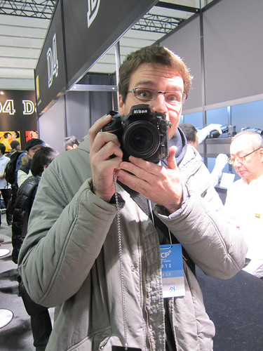 CP+ Camera & Photo Imaging Show 2012