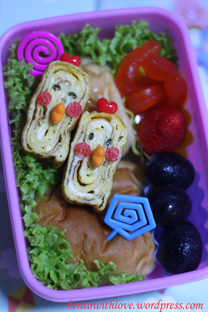 Chick Gone Wrong Bento