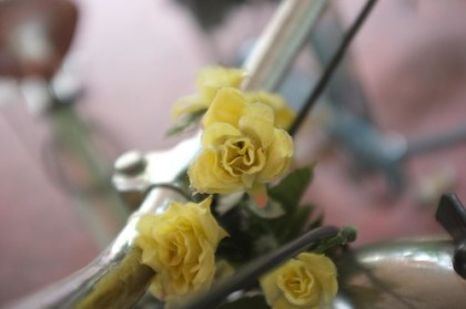 thyme's fake flower
