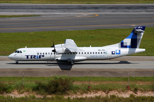Trip | ATR-72-600 @ SBGR