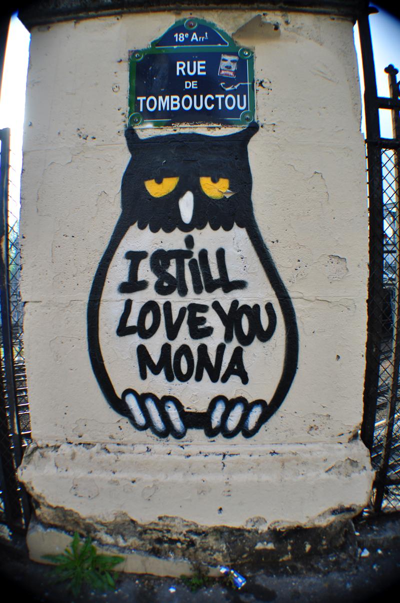 I Still Love You Mona