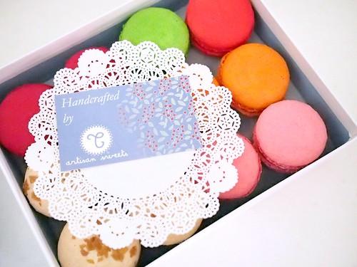 ET Artisan Macarons