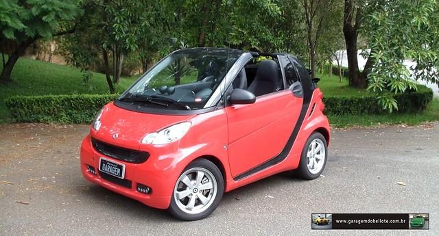Smart Fortwo Passion Cabrio