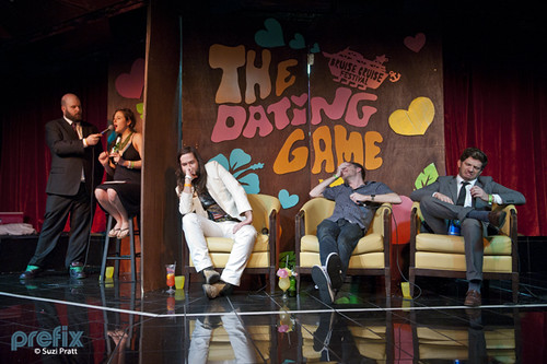 The Dating Game @ Bruise Cruise 2012