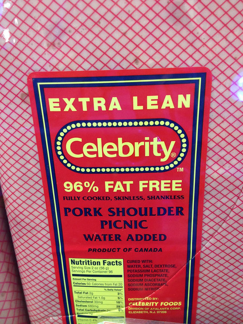 Extra-Lean Celebrity