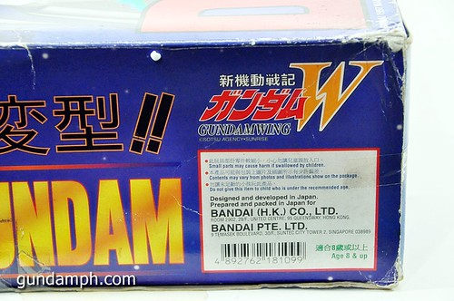 1-60 DX Wing Gundam Review 1997 Model (11)