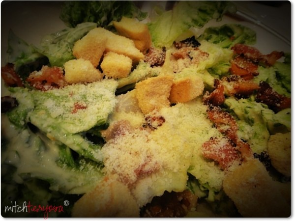 Family Caesar Salad