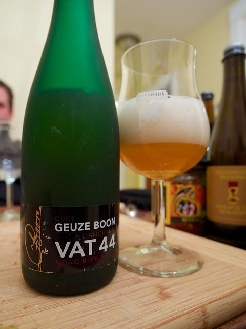 Oude Geuze Boon VAT 44