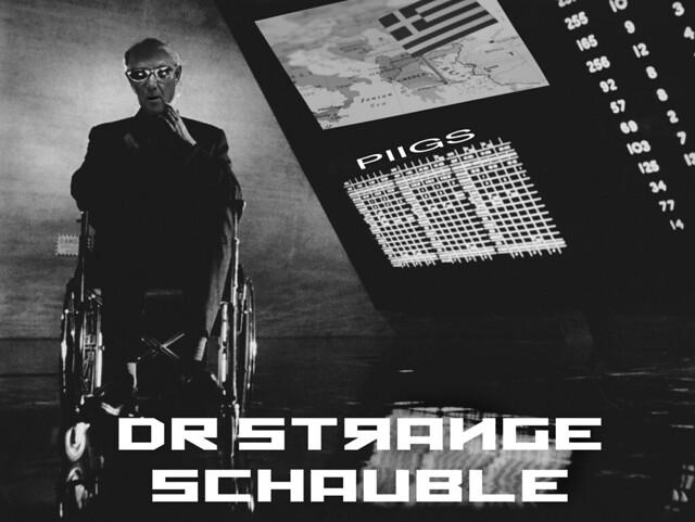 DR STRANGE SCHAUBLE