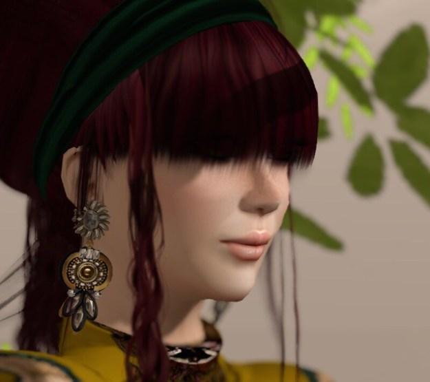 Kungler's Anne - Sunflower
