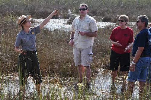 Everglades National Park Ranger Explains the River of Grass, Feb. 27, 2012