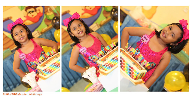 Maira is FIVE | Birthday Party Photographer Malaysia