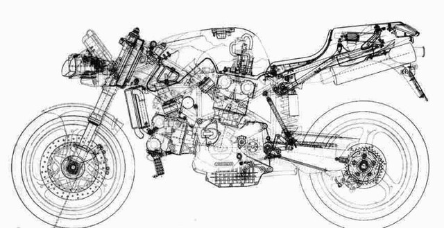 Llamada a revisión: Tres motocicletas de Triumph, con