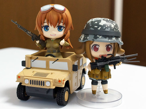 Ready for war!?
