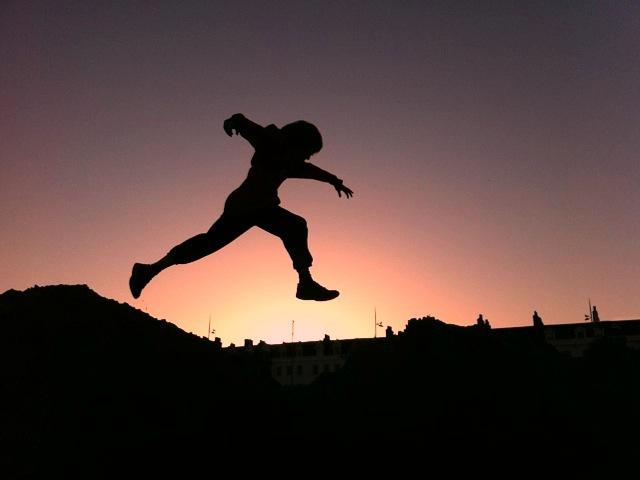 Nicki Fitz-Gerald: Ready to fly