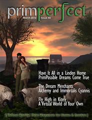 Prim Perfect Issue 40: cover
