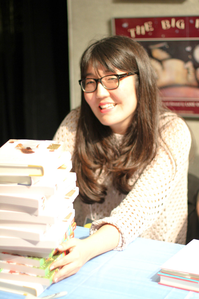 NYC Teen Author Festival 2012 27