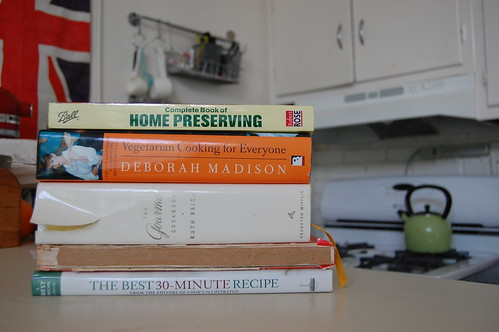 5 Essential Cookbooks