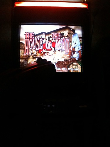 House of the Dead 2 + gun