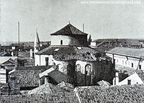 Sv. Donat prije 2. sv. rata
