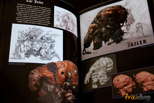 The Art of Darksiders
