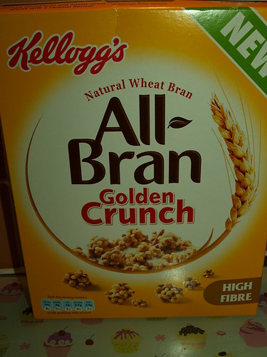 All Bran Golden Crunch Cereal