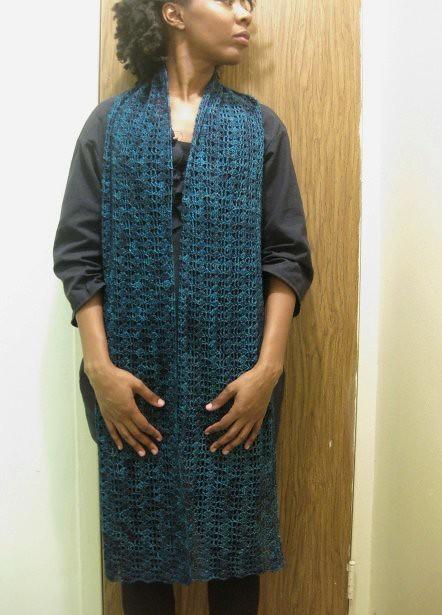 Knitting Group Gift Exchange Spoils!!!