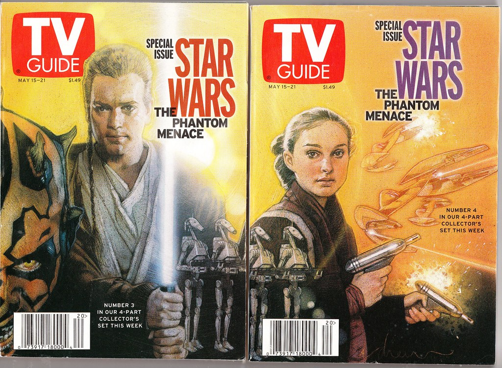 TV Guide covers 1-2