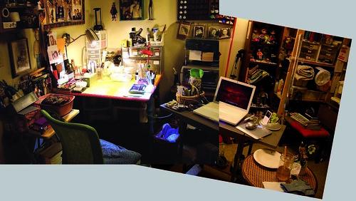 My Studio: 12 February 2010