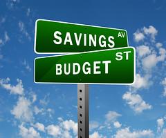savings and budget