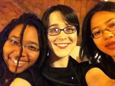 Lauryn Brown, Winnie Theresa Leung, and Jessica Dickinson Goodman
