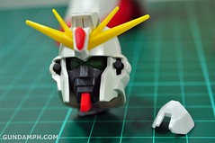 Gundam F91 1-60 Big Scale OOTB Unboxing Review (80)