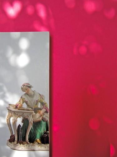 Virginia Woolf, Flush. Una biografia. A cura di Chiara Valerio; nottetempo, Roma 2012. progetto grafico di Dario e Fabio Zannier. copertina (part.), 3