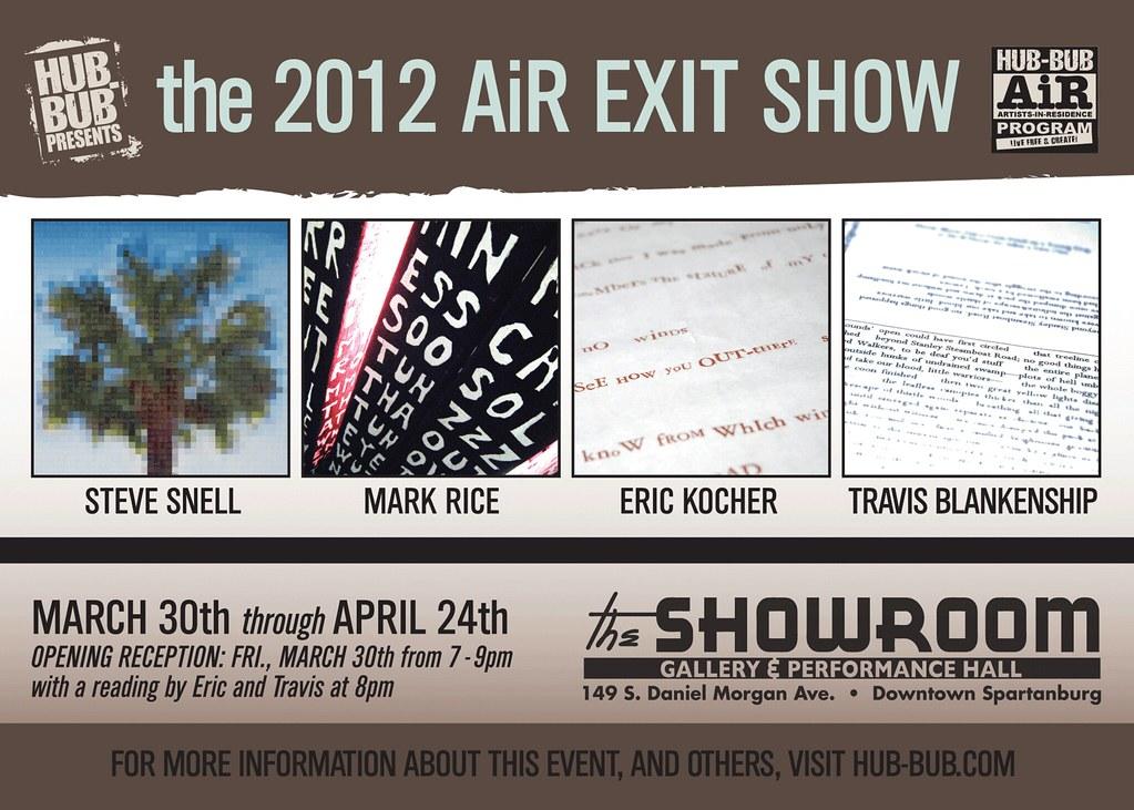 exit show