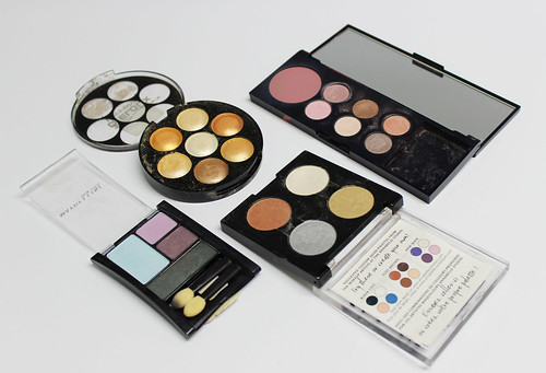 Project Pan First Update Eyeshadows