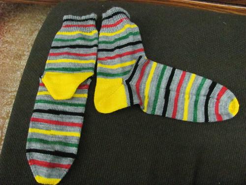 resistor socks
