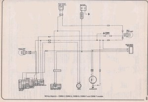 c90 simplified wiring diagram, for lights  Page 2